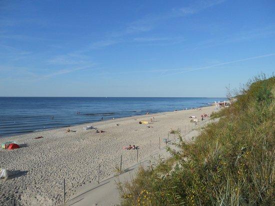 Miedzywodzie Beach