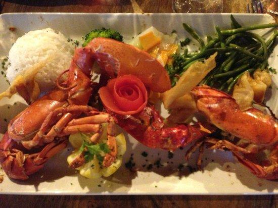 l'Arago: homard