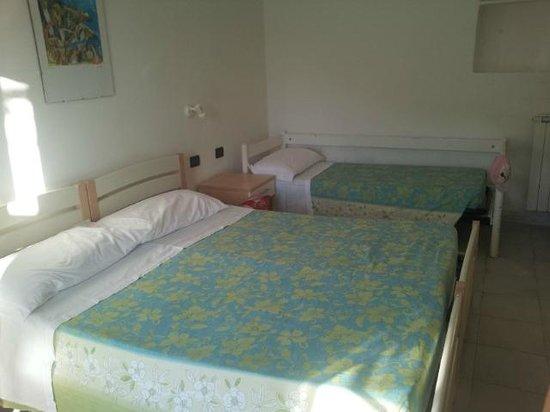 B&B La Terrazza : Bedroom