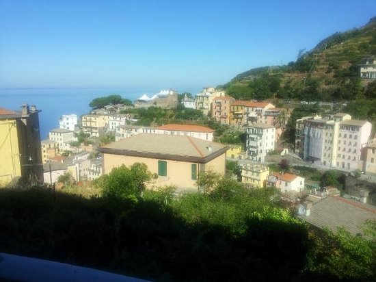 B&B La Terrazza: View from terrace