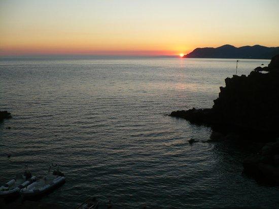 B&B La Terrazza: Sunset