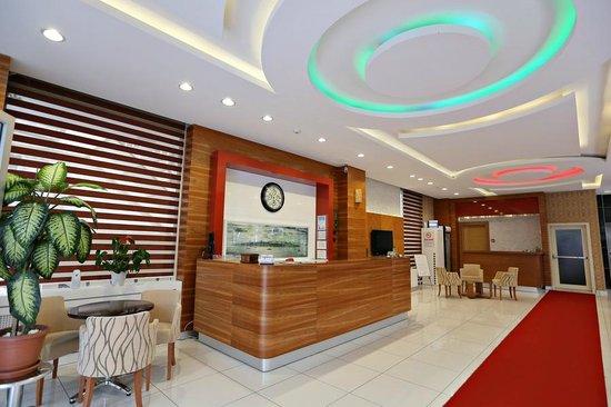 Hotel Avcilar City: lobby