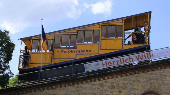 1888 Nerobergbahn Funicular: Nerobergbahn