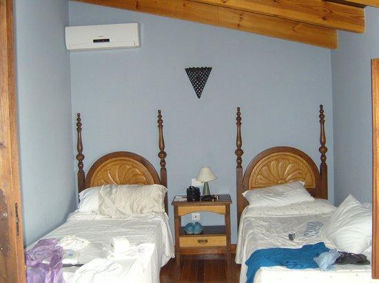 La Colegiata: bedroom