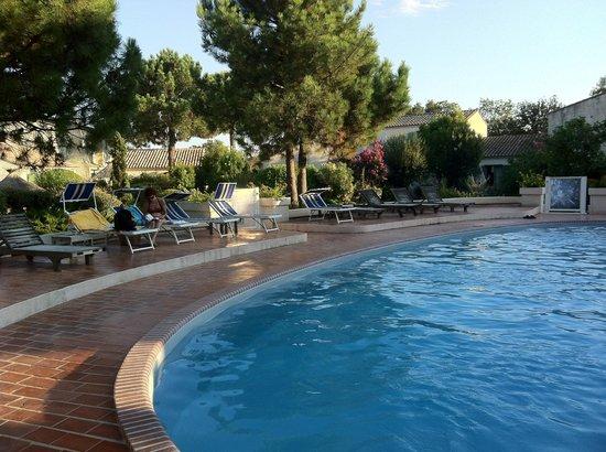 Hotel Residence Caranella Village: la piscine
