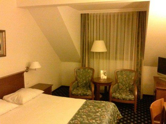 Ossa Congress & Spa Hotel: Room/suite