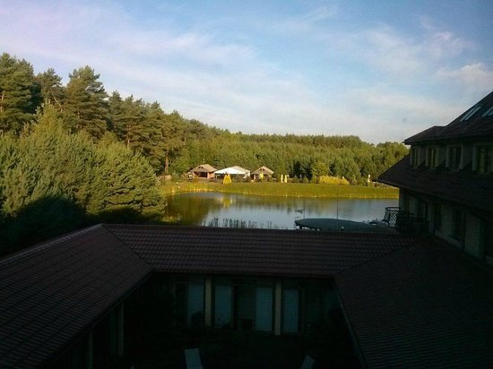 Ossa Congress & Spa Hotel: View from room