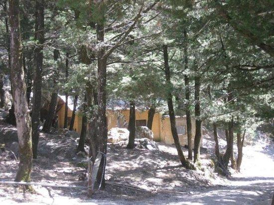 Profitis Ilias: Disused Buildings