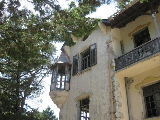 Profitis Ilias: Disused Building