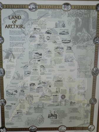 Little Orchard Bed & Breakfast: Poster about The Land Of Arthur