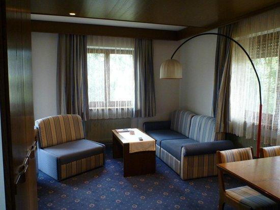 Hotel Fameli: Soggiorno.
