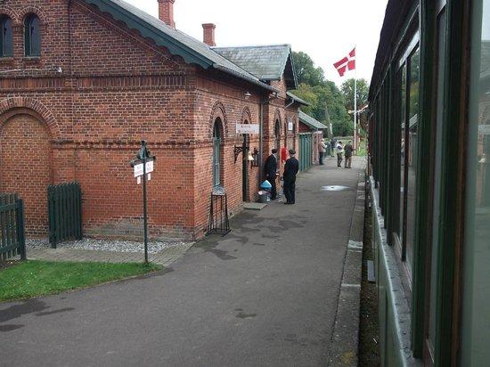Bahnhof Bandholm