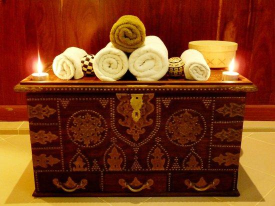 The Seyyida Hotel & Spa: Chest