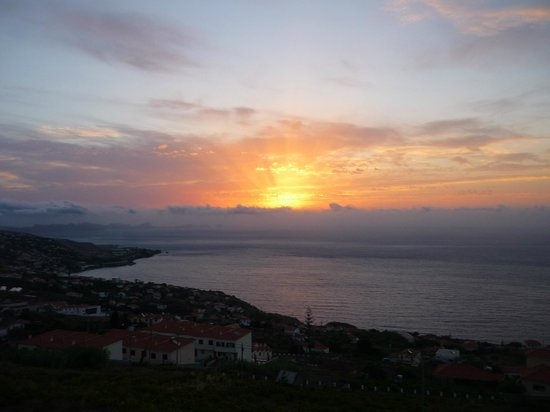 Hotel Apartments Baia Brava : Lever de soleil... ☼