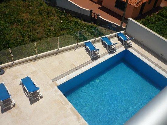 Hotel Apartments Baia Brava: La piscine.