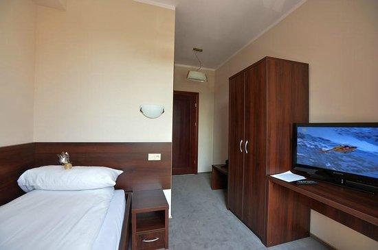 Cesarski Hotel: pokój 1-os