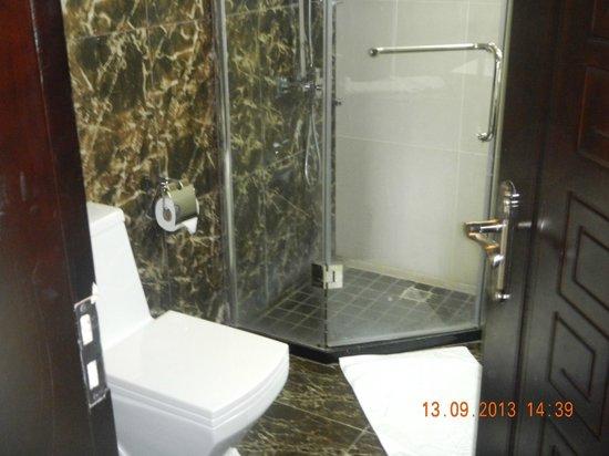Emirates Park Resort: Bathroom