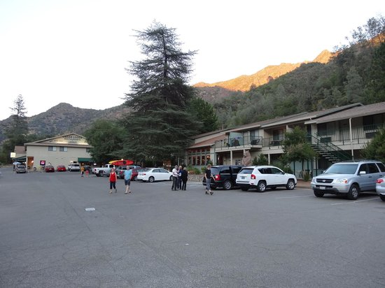 Yosemite Cedar Lodge: Cedar Lodge