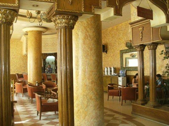 Jinene & Royal Jinene Hotels: hall et bar