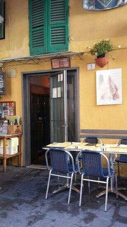 Pizzeria Il Montino : great pizza place!!