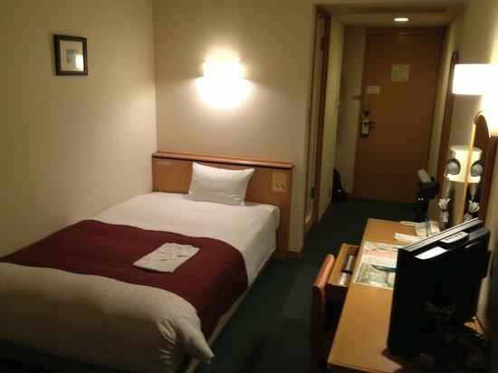 Hotel Cuore Nagasaki Ekimae: ゲストルーム