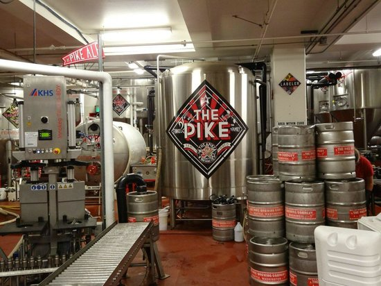 ‪Pike Brewing Company‬