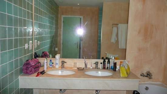 Belver Boa Vista Hotel & Spa: Bath