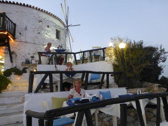 The Windmill Restaurant: The Windmill