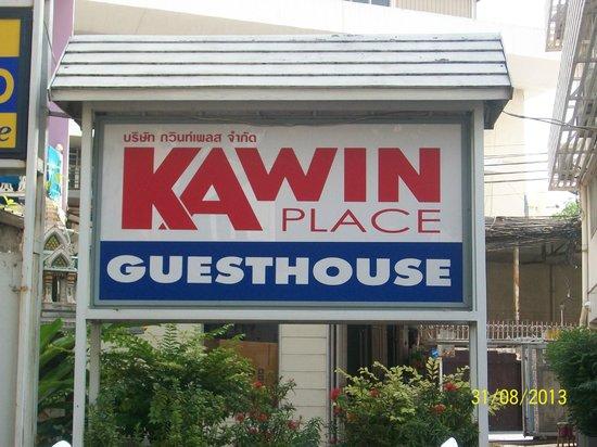 Kawin Place Guesthouse: Kawin