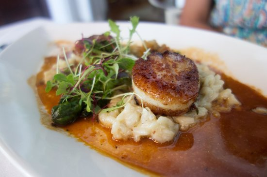 Goodstone Inn & Restaurant: DAYBOAT DIVER SCALLOPS