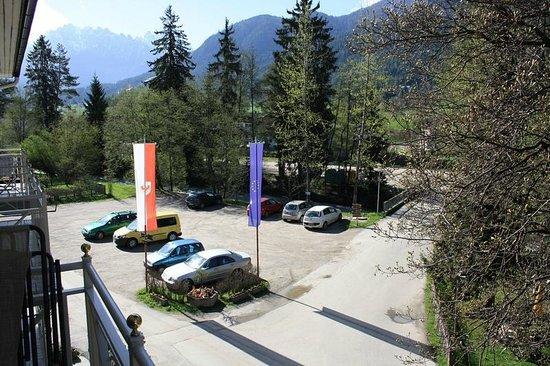 Hotel Gasthof Weiherbad: Vista dalla camera