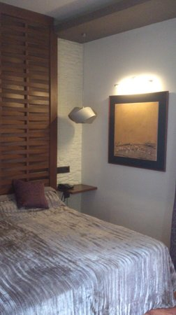 Hotel Villa de Setenil : habitacion