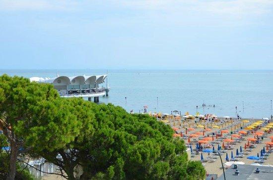Hotel Bellavista: Blick vom Balkon