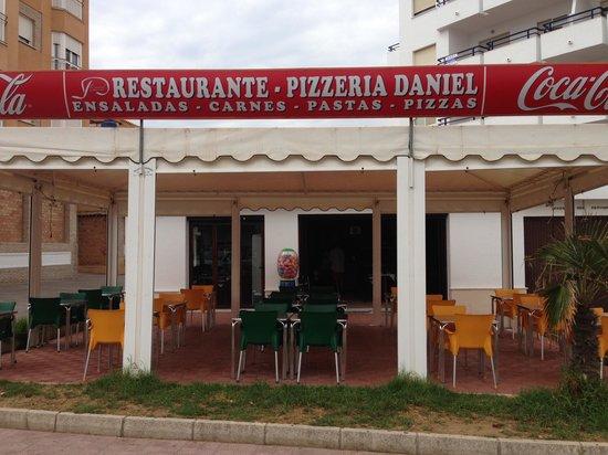 imagen Pizzeria Daniel en Lepe