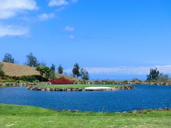 Big Island Country Club : No.17 Par3