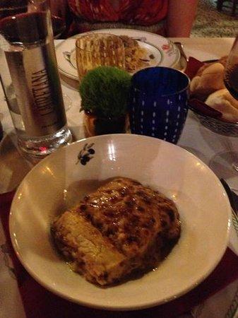 Osteria Oliva Nera : amazing lasagne