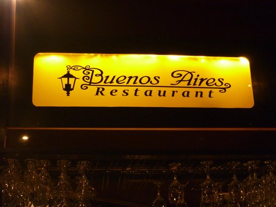 Buenos Aires Restaurant Woodfire Grill: Buenos Aires Restaurant.