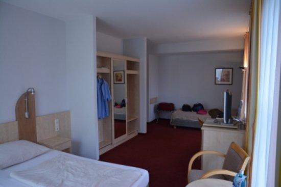 Junges Hotel Hamburg: Zimmer 204-02