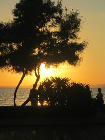 Hotel Mediodia: El'Arenal Sunset