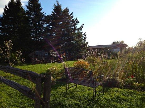 Au Vaillantbourg B&B: Une idée de l'ambiance qu'on y retrouve