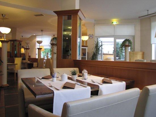 Quality Hotel Augsburg: ristorante