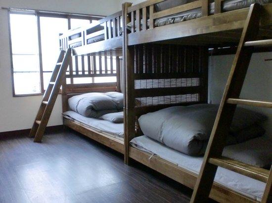 Jimmyz Backpackers : Mixed Dormitory/男女混合ドミトリールーム