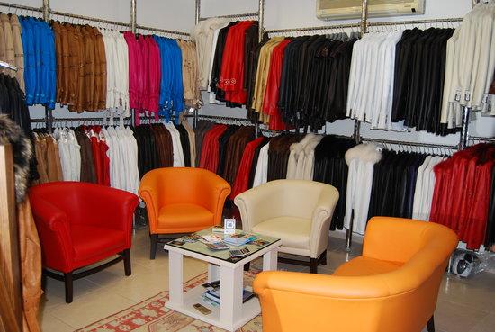Kusadasi Leather: Leather jacket in Kusadasi