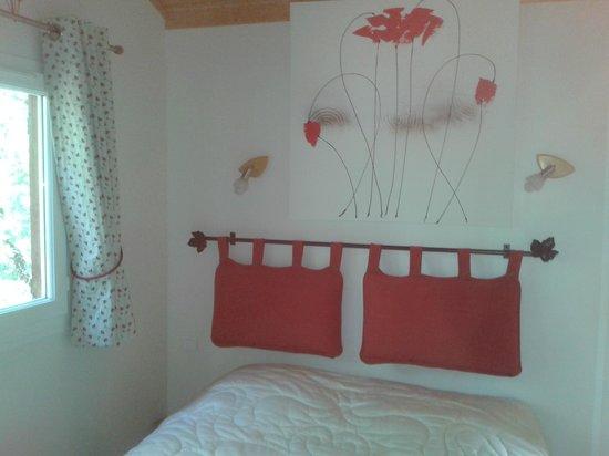 La Truffière : Chambre à coucher parents