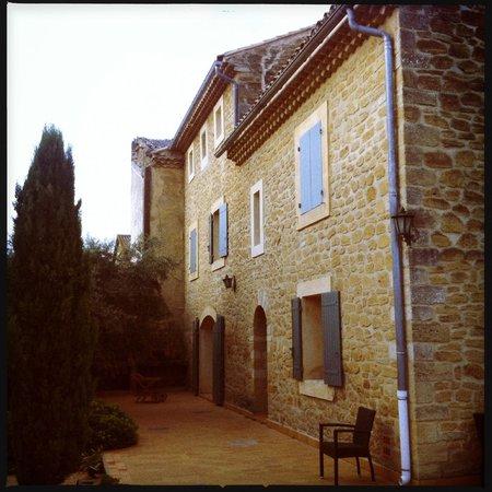 Le Moulin Vieux : Voorgevel huis