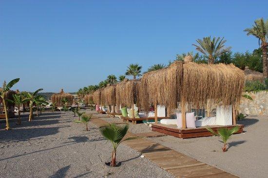 Fantasia Hotel De Luxe: Бунгало на пляже