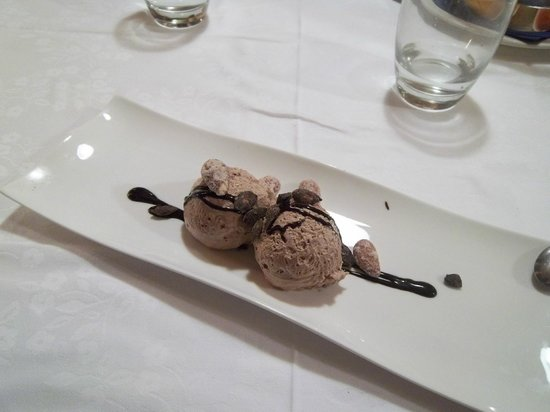 Hotel Meisules: Il dolce!!