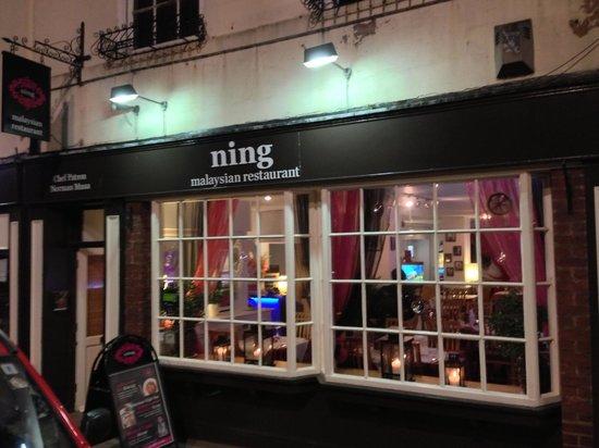 Ning: Outside