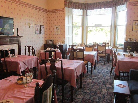 Ashgrovehouse Hotel: Salón de desayunos