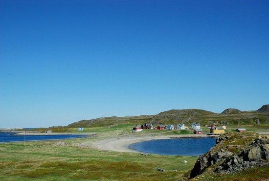 Kongsfjord Gjestehus: Veines